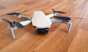 Read more about the article Le test multimédia du drone DJI Mavic Mini
