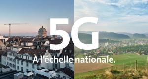 High-tech: premier test désabusé de la 5G Wide de Swisscom…