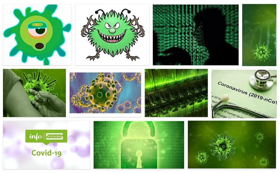 Gare aux attaques informatiques en ces temps de pandémie de coronavirus.