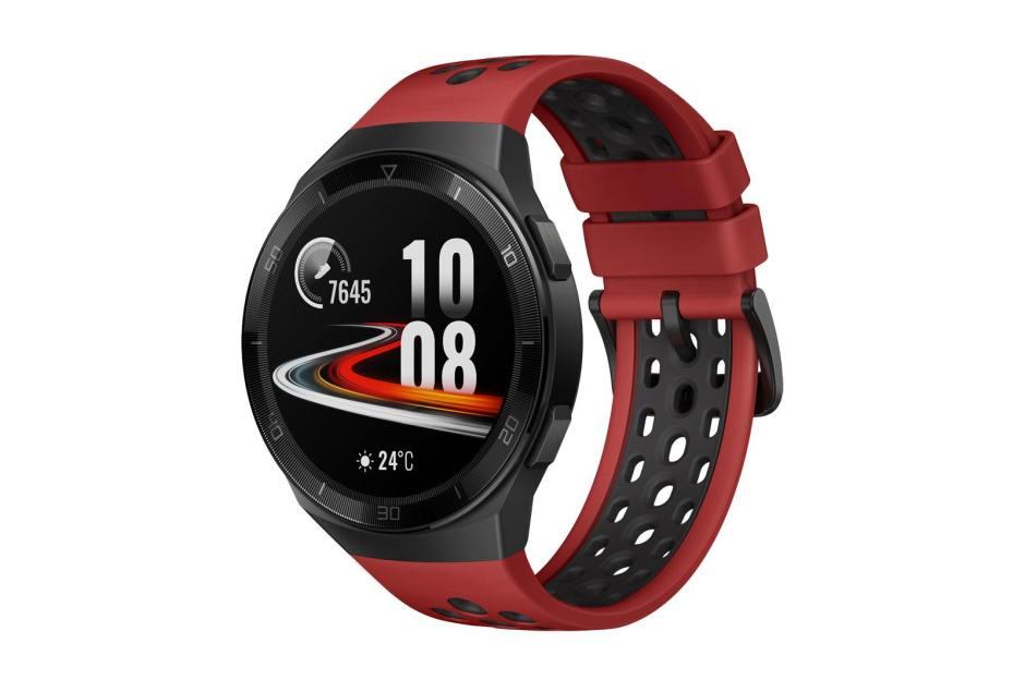Huawei lance en Suisse sa Watch GT2e à 179 francs.
