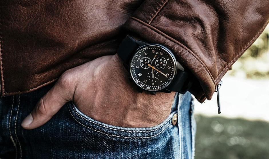 Une montre suisse qui permet d'effectuer des paiements sans contact partout dans le monde.