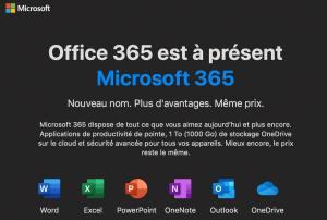 High-tech: la suite logicielle Microsoft365 vaut-elle vraiment son prix?