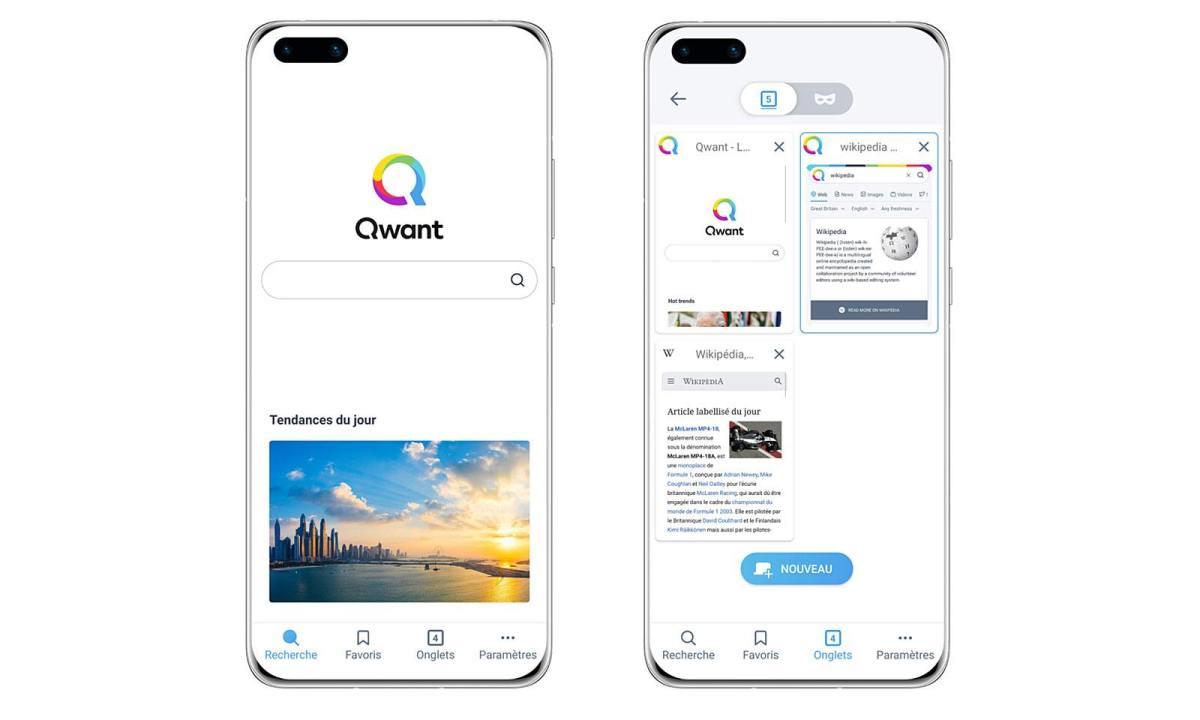 Qwant-Huawei: un partenariat de poids!
