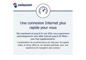 Encore en panne, Swisscom booste l'internet des pauvres… et avoue
