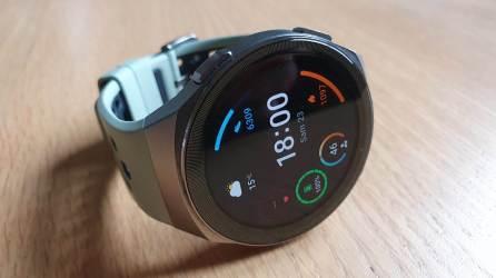 Le bel écran tactile de la Huawei Gt2e.