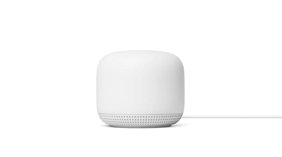 Le Google Nest Wi-Fi est arrivé en Suisse.