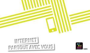 Net+ lance les abonnements MobiSurfer et ça déménage avec Sunrise!