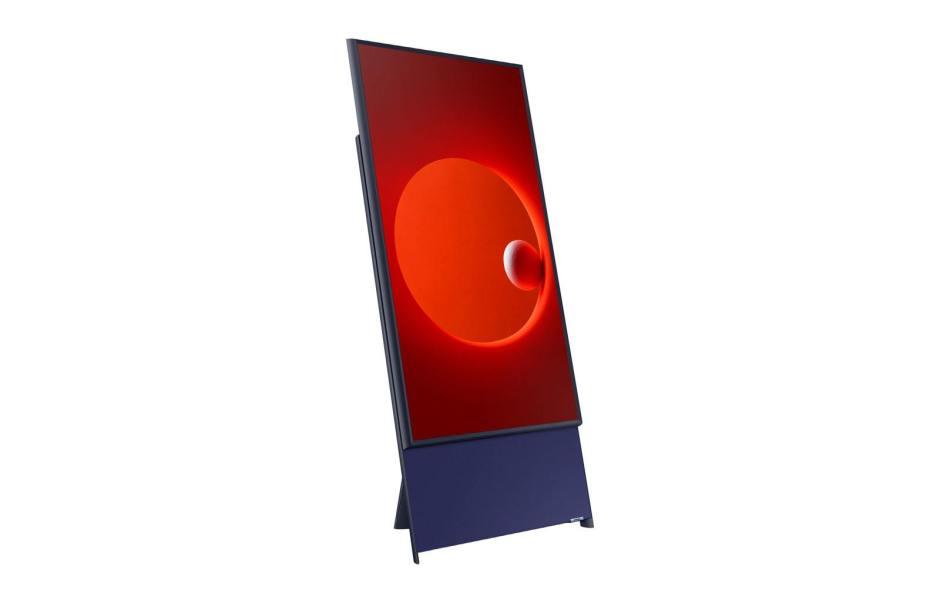 The Sero, la TV de Samsung taillée pour le mode portrait!
