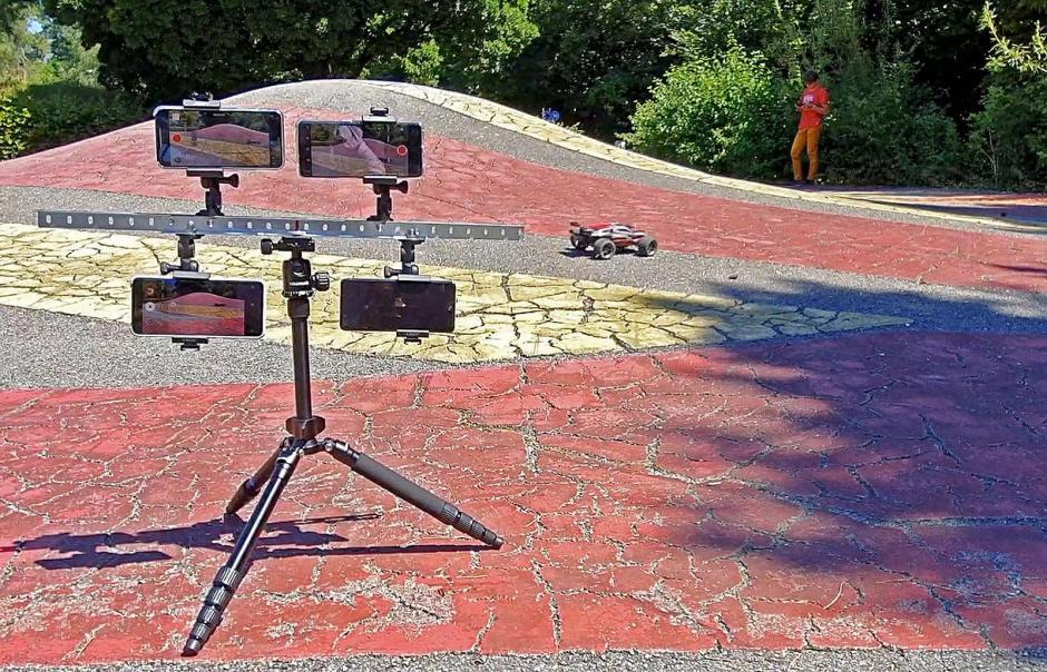 Quelques moyens pour tester la vidéo 4K des smartphones...