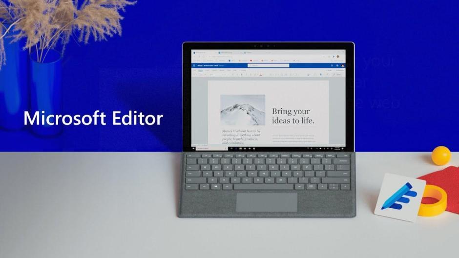 Avez-vous déjà essayé Microsoft Rédacteur?