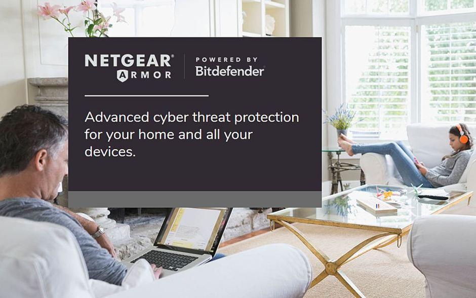 Netgear Armor: une protection un peu comme dans les entreprises.