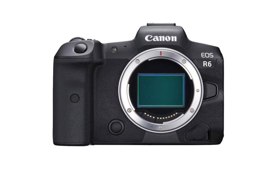 L'hybride Canon EOS R6: des performances de rêve...
