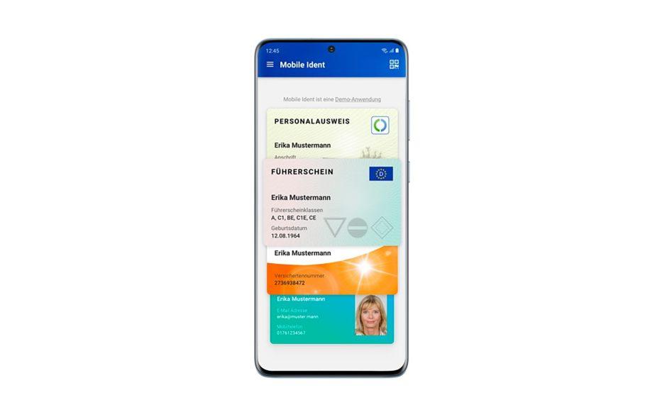Cartes d'identité et permis de conduire bientôt dans les smartphones.