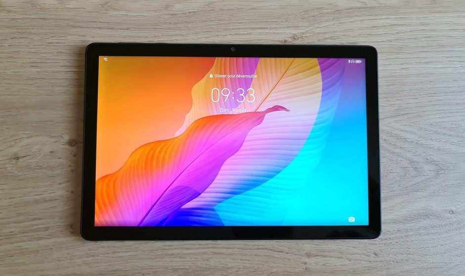 La Huawei MatePad T 10s.