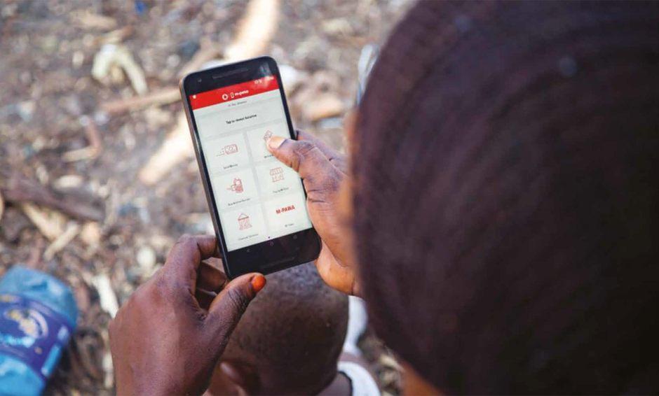 Les paiements mobiles pour soutenir le développement. Photo: GSMA.