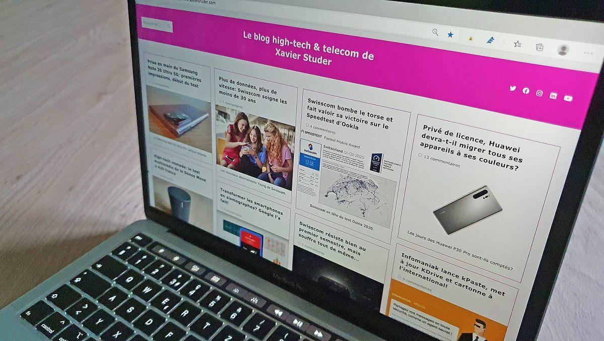 xavierstuder.com fait peau neuve en 2020.