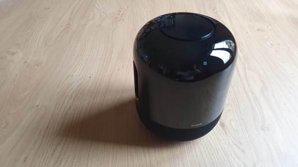 Le Huawei Sound X développé avec Devialet.
