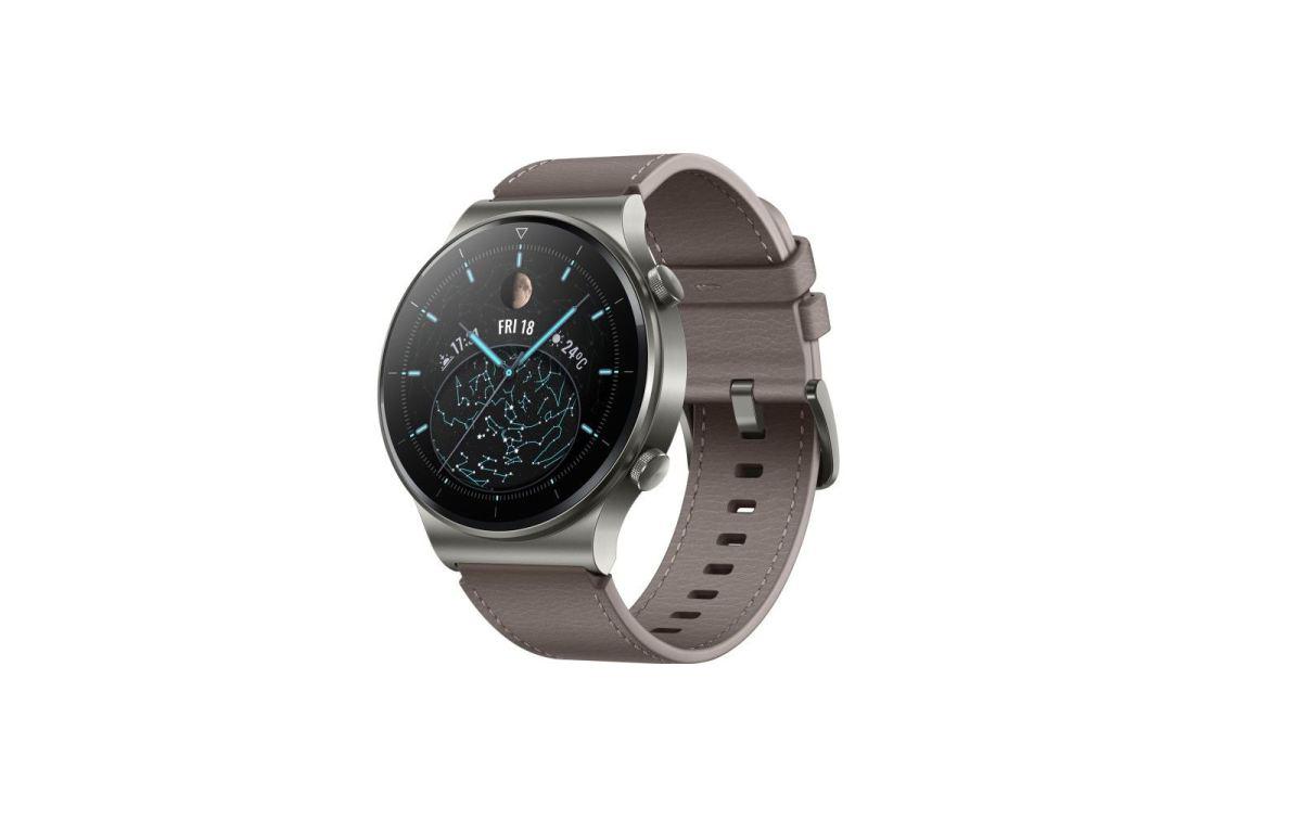Le Huawei Watch GT2 Pro.