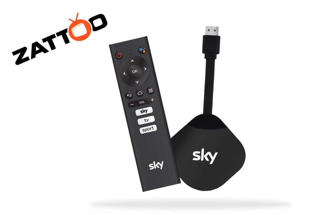Zattoo + Sky: l'abo TV inutile?