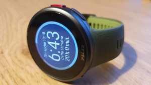Le test multimédia et sportif de la montre Polar Vantage V2