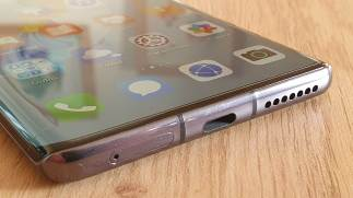 Huawei Mate 40 Pro: un design robuste.