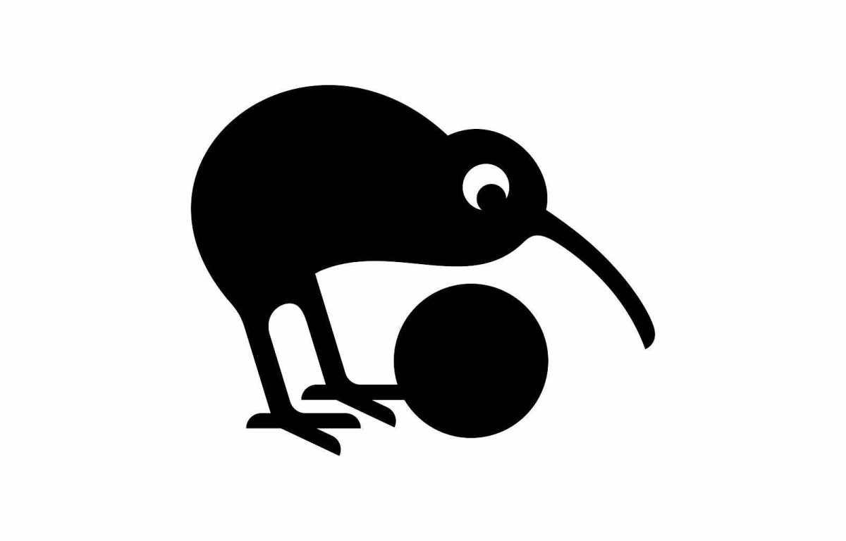 Le logo de Kiwix.