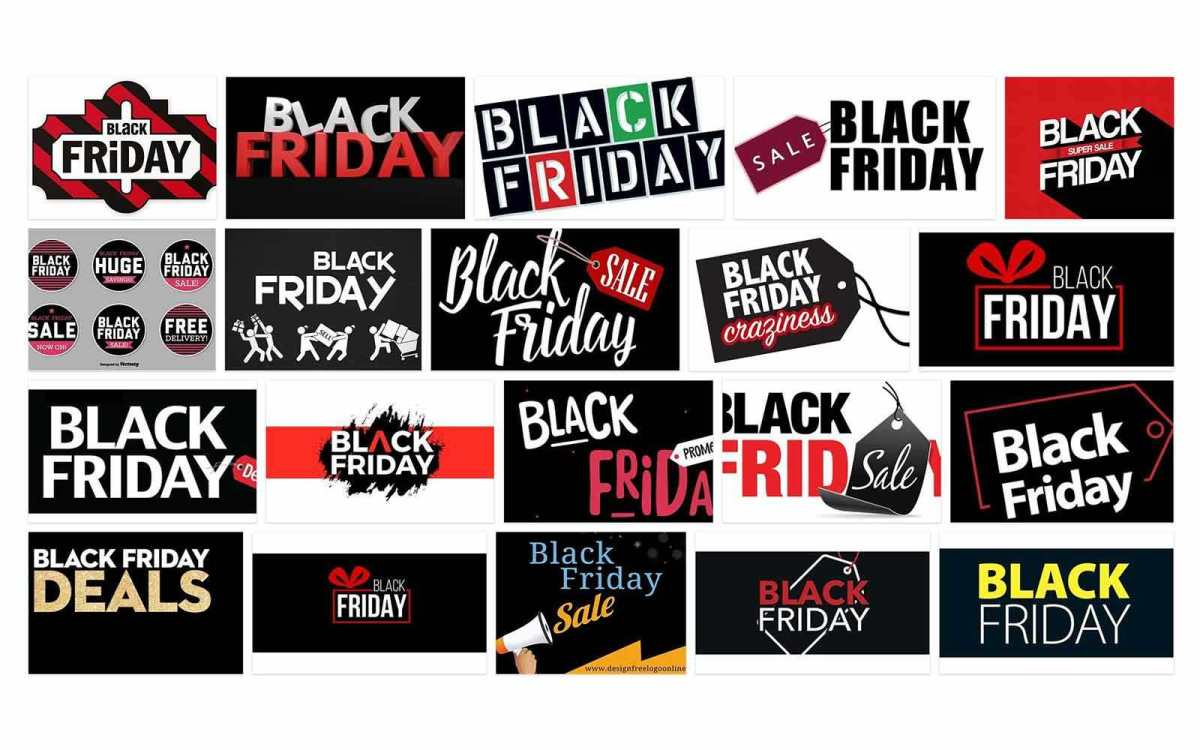 Le Black Friday: un vendredi noir vraiment funeste.