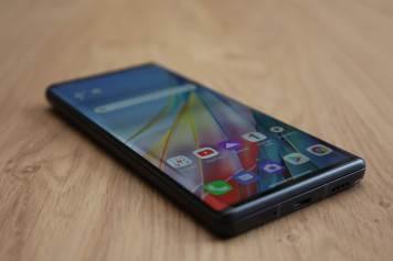 LG Wing: un écran de 6,8 pouces!