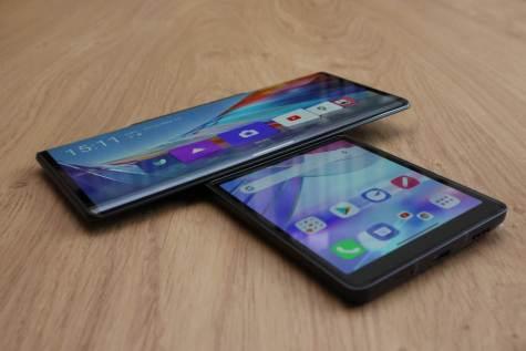Le LG Wing et son écran rotatif révolutionnaire.