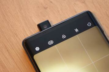 LG Wing: pour les selfies.