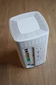 L'élancée Sunrise Internet Box Fiber.