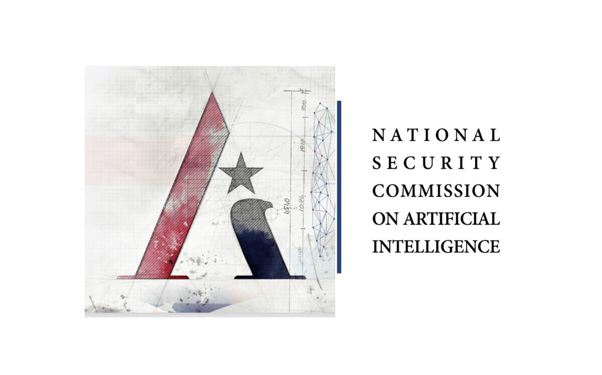 National Security Commission on Artificial Intelligence (NSCAI).