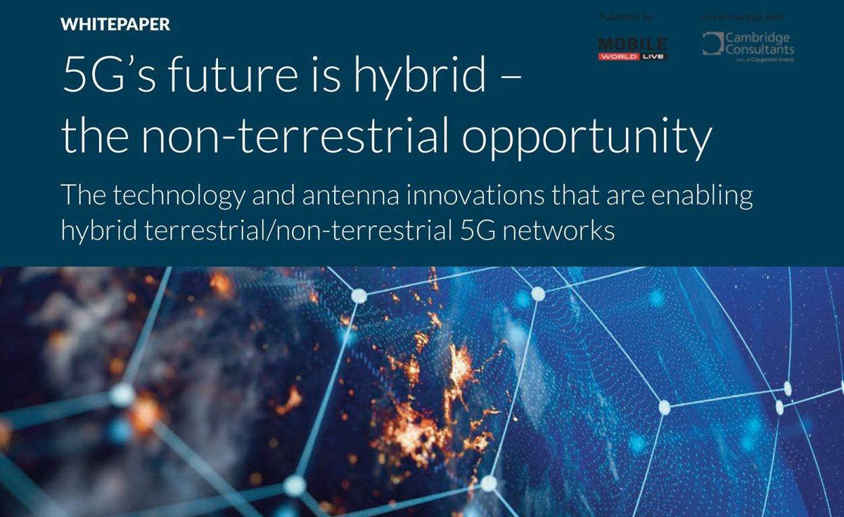 La GSMA publie un livre blanc sur la 5G hybride.