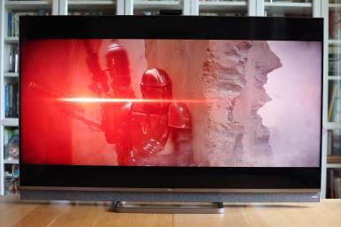 TCL 55C825X1 4K: technologie Mini LED, QLED et HDR.