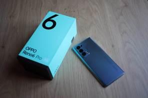 L'Oppo Reno6 Pro 5G.