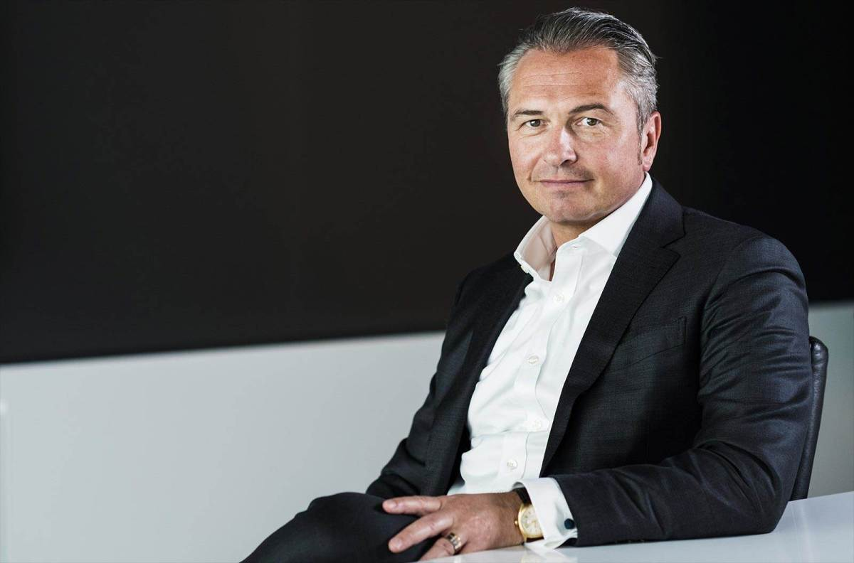 André Krause, CEO de Sunrise.