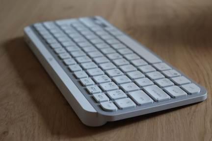Logitech MX Keys Mini: autonomie variable.