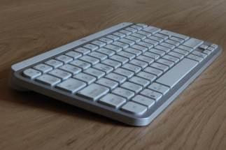 Logitech MX Keys Mini: le design.