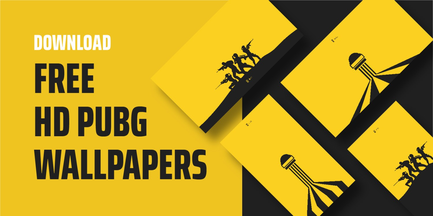 Free HD PUBG Wallpapers