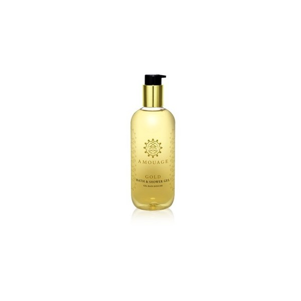 Amouage Gold Woman Shower Gel 300ml vapo