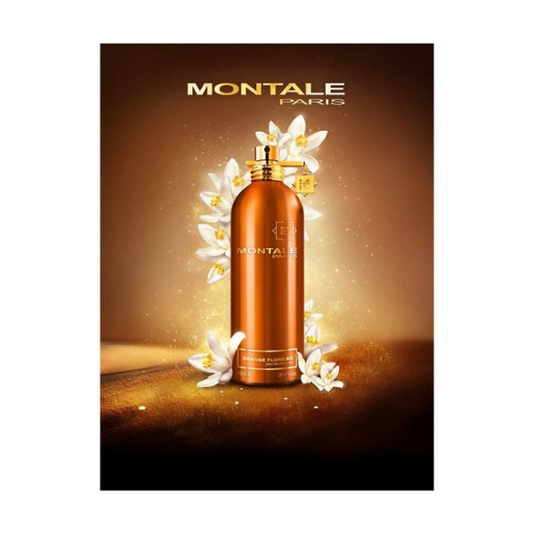 Montale Orange Flowers EDP 100vapo