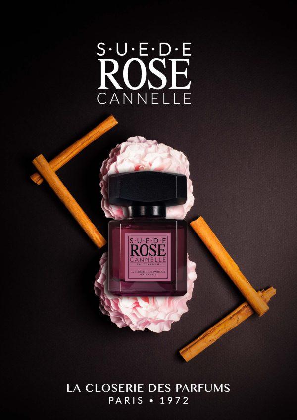 La Closerie des Parfums Rose Suede Canelle EDP 50 vapo