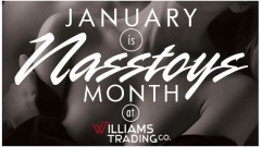 Williams Trading Launches Nasstoys Sale for January