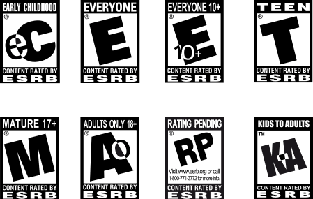 Do we need a rating system like the ESRB?