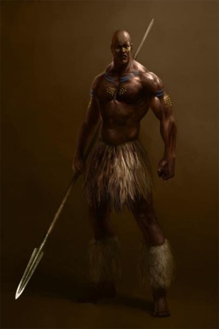 Image result for african warrior tribes