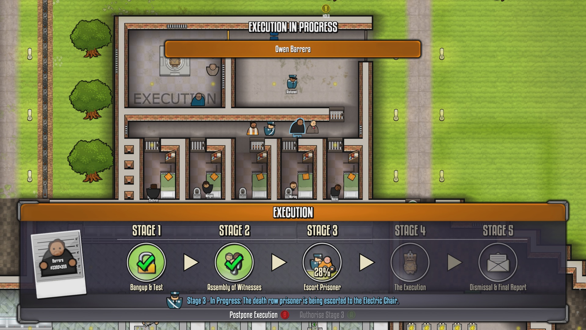 Prison Architect Interview Dream Projects Gamepad Immediacy And Enjoying Death Row XBLAFans