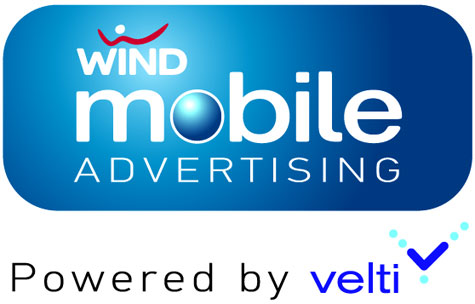 Wind Mobile Advertising, powered by Velti