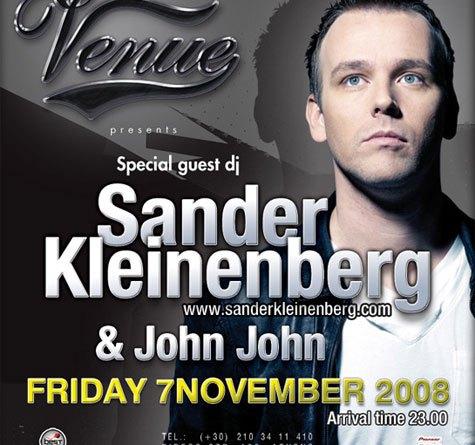 Sander Kleinenberg @ Venue