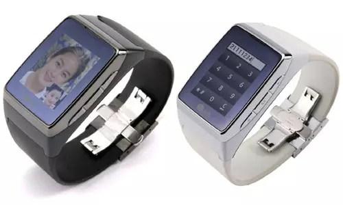 LG GD910 κινητό - ρολόι