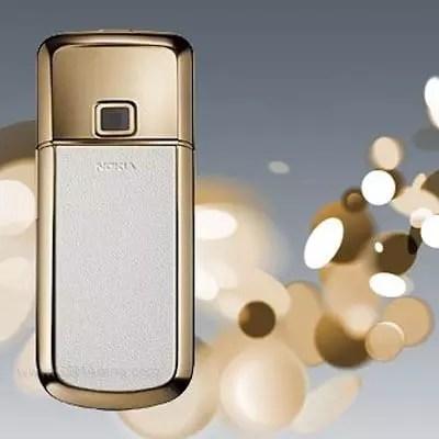 Nokia 8800 Gold Arte - 3